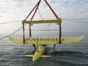 New Record Electricity Generation in Minesto