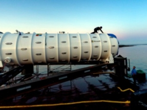Microsoft Deploys Data Center on the Sea Floor