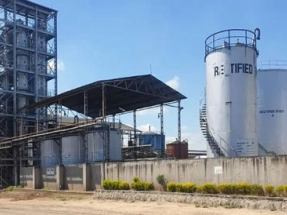 Ethanol Distillery to Generate Renewable Electricity and Heat from Biogas