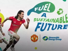 Manchester United Teams Up With REG To Create A More Sustainable Future