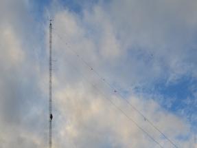 Dulas Completes 100M Met Mast Installation in Scotland