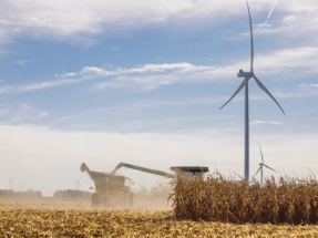 EDP Provides $300 Thousand Support Package to Communities Around Meadow Lake Wind Farm