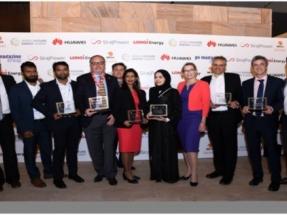 2020 MESIA Awards Ceremony Held in Abu Dhabi