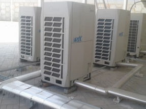 Midea Awarded Contract to Provide Central Air-conditioning Systems for Russian Stadiums