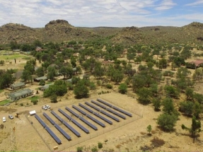 Cronimet Supplies Namibian Lodge with Renewable Energy