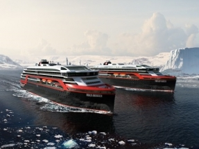 Hurtigruten to Power Cruise Ships with Dead Fish
