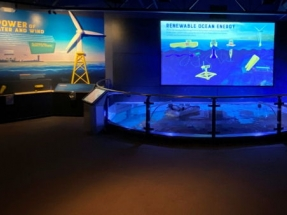 Mystic Aquarium Exhibit Spotlights Potential of Renewable Ocean Energy