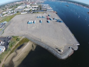 Vineyard Wind Signs Agreement for New Bedford Marine Commerce Terminal