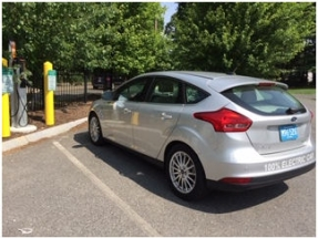 Eversource and Town of Natick Bring More EV Charging Stations to Area