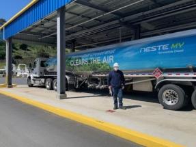 Neste, NuStar Expand Renewable Fuel Hub in California