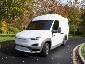 Workhorse Electric Delivery Van Coming to San Francisco
