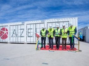 Azelio Wins First Commercial Order from Dubai