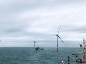 Northwester 2 Offshore Wind Farm Delivers Energy to the Belgian Grid