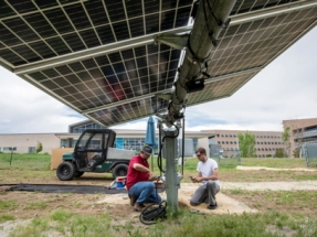 Multi-Year Study Evaluates Two-Sided Tracking Systems for More Efficient Solar Power Generation