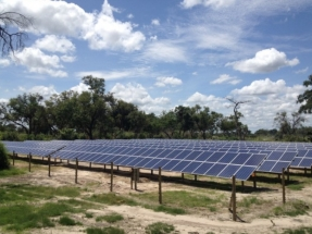 NSE Installs 212 kWp Microgrid PV System at Luxury Lodge in Botswana