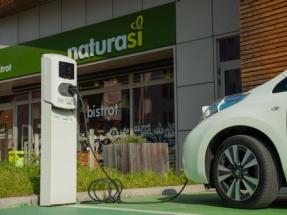 Alfen EV Charging Stations In Center Of Circular Business Model
