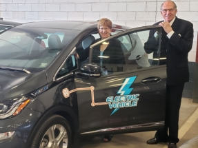 Albany, N.Y., Water Department Upgrades Fleet with Two Electric Vehicles