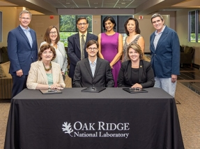 Bioenergy Startup Licenses ORNL Food-Waste-to-Fuel System