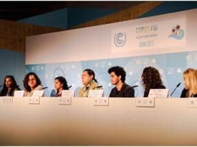 U.S. People's Delegation Presents Platform at COP23