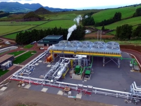 Geothermal Plant in Azores Now Operational