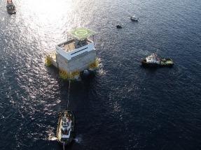 Canarias prepara su lanzamiento como hub de las energías renovables marinas