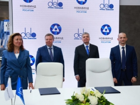 Delo Group and Rosatom Switch Port Terminals in Novorossiysk to Wind Power