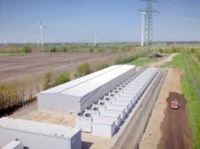 NEC Energy Solutions commissions Europe's largest energy storage system for EnspireME