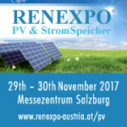 RENEXPO® PV & Energy Storage