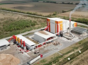 5MWe Biomass Cogeneration Plant Opened in Croatia