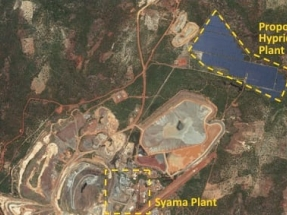 New 40MW Solar Hybrid Power Plant for Syama Gold Mine in Africa
