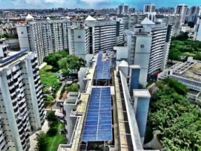 Sunseap's Solar Capacity in Singapore Crosses 300 MWp Milestone
