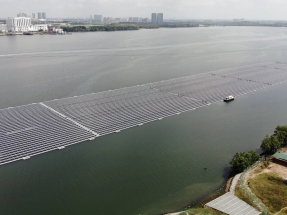 Sunseap Signs MOU to Build Floating Solar Farm and Energy Storage System