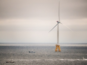 NREL Selected for Series of Offshore Wind Turbine Research Projects