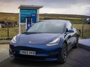 Tidal Powered Cars Driving Scotland to Net Zero