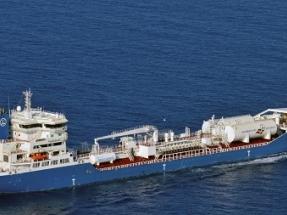 Skangas Fuels Tanker Fure Vinga with Liquefied Biogas