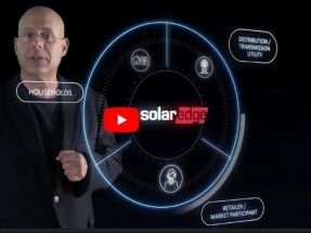 SolarEdge Launching Grid Services and Virtual Power Plant Solution