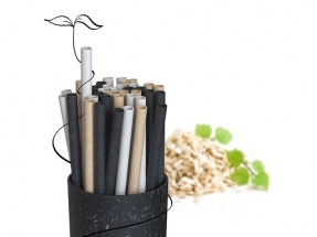 Stora Enso and Sulapac Combat Plastic Waste with Sustainable Straw
