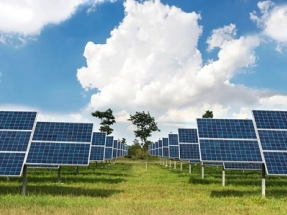 Southern Current Launching Solar Project in Chesterfield County