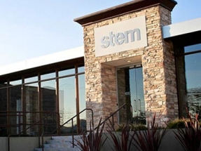 Stem Closes $80 Million Growth Equity Funding Round