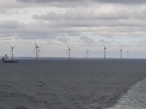 Vattenfall Inaugurates 93.2 MW Scottish Offshore Wind Farm
