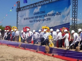 Schletter Group Wins Order for Largest Solar Park in Vietnam