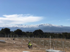 Schletter Group Provides Mounting Systems for Solar Plant in Spain