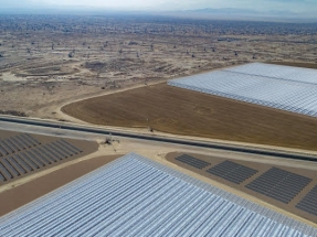 Aera Energy and Glasspoint Partner on California's Largest Solar Energy Project