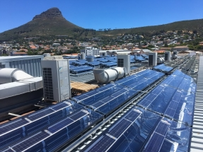 Cape Town's Largest PVT Installation Now Operational