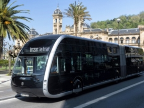 lrizar Awarded Contract to Supply Electric Bus System in Switzerland