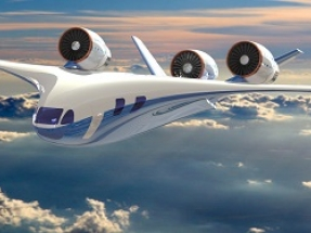 New Starling Jet Can Take Off Like a Helicopter