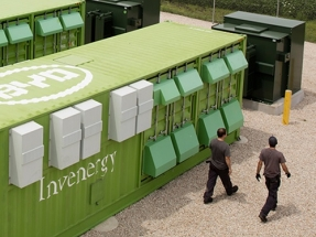 Invenergy Begins Operation of Utility-Scale Energy Storage System