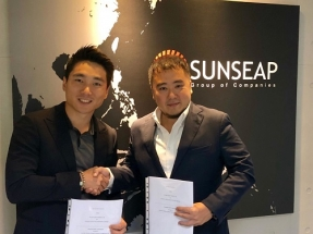 Sunseap Group Partners with Pacific Green Energy on Solar Projects in Taiwan