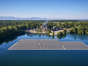 Suntech Supplies PV Modules for Floating Solar Power Plant in Germany