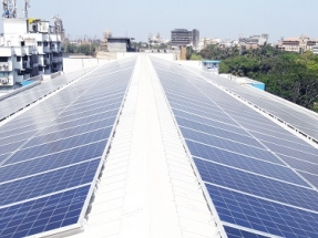 Suntuity Renewable Energy Commissions a 103kW Solar Rooftop Project in Mumbai